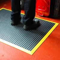 ErgoTred - Anti Fatigue Rubber Floor Mat
