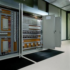 ASTM Switchboard Matting