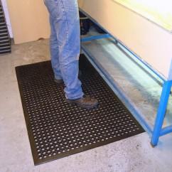 Workzone - Rubber workshop mat