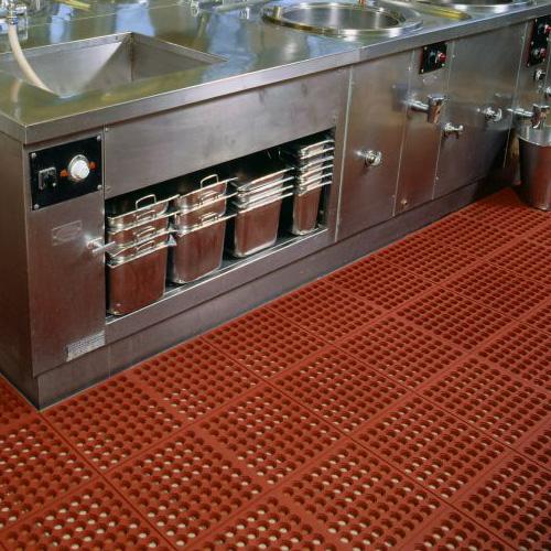 food area tiles